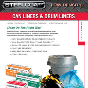 Can Liners and Drum Liners