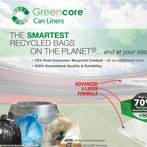 Greencore Recycled Bags