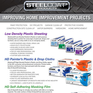 Steelcoat Product Line